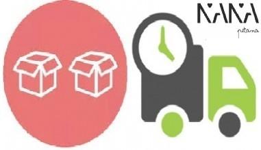 Como personalizar tu pedido y los gastos de envío
